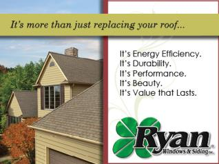 Ryan Window Siding & Roofing