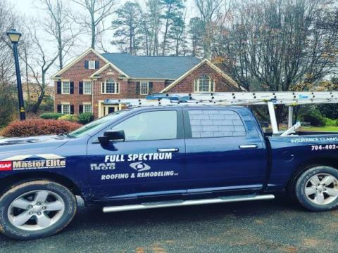 Full Spectrum Roofing & Remodeling LLC