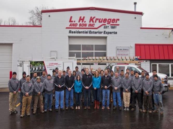 LH Krueger & Son Inc