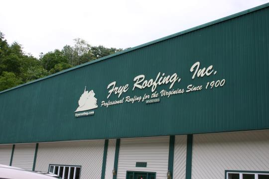 Frye Roofing Inc