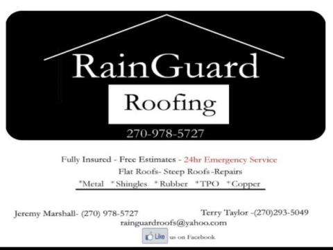 RainGuard Roofing