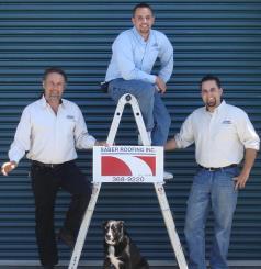 Saber Roofing Inc