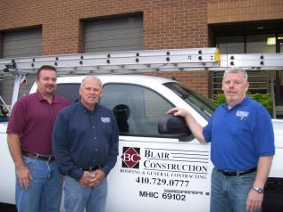 Blair Construction LLC