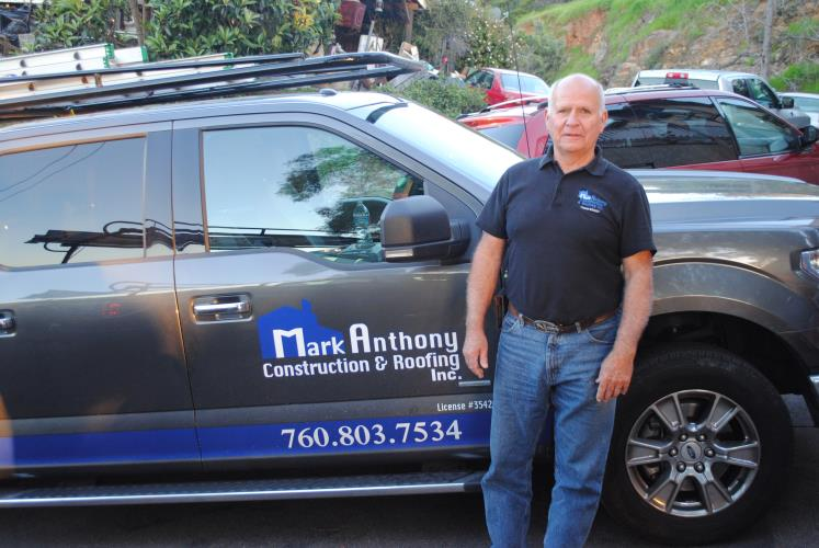 Mark Anthony Construction & Roofing Inc