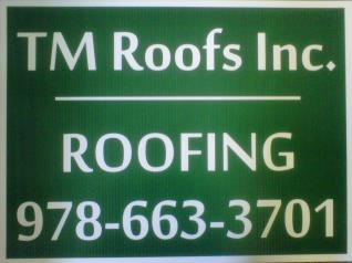 TM Roofs Inc