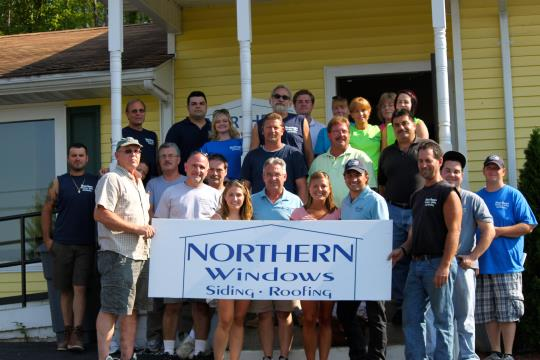 Northern Windows Siding Roofing & Insul