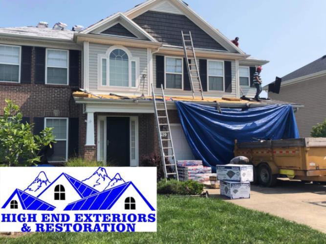 High End Exteriors & Restoration