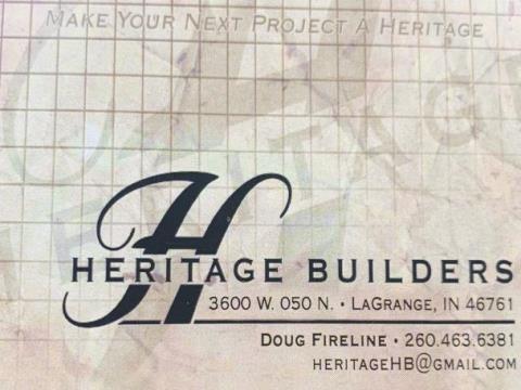 Heritage Builders 44 LLC