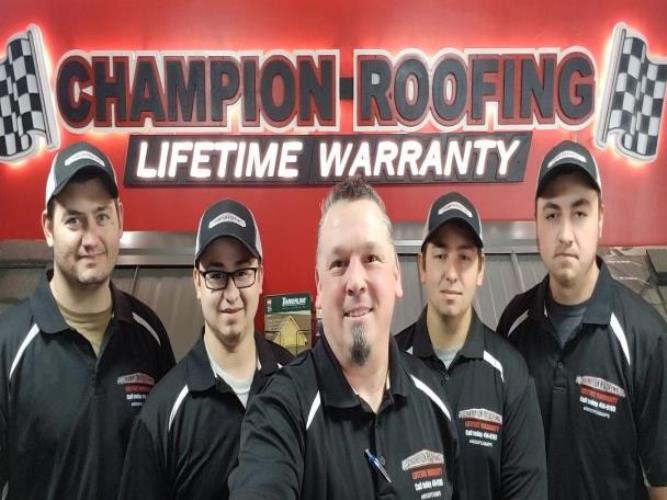 Champion Roofing Altoona LLC