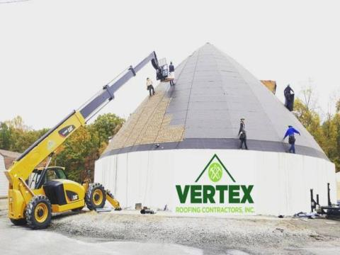 Vertex Roofing Contractors Inc