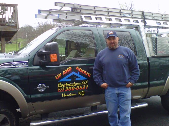 Up and Above Contractors LLC