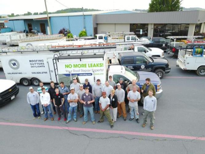 Valley Roofing Inc