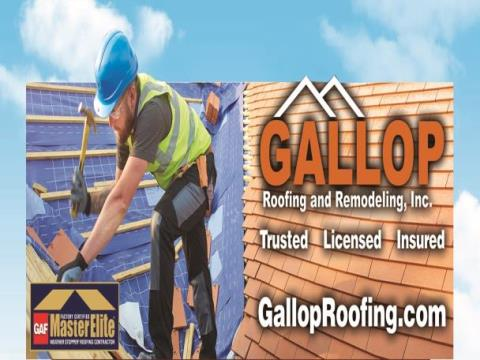 Gallop Roofing & Remodeling Inc