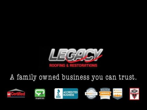 Legacy Roofing & Restorations LLC