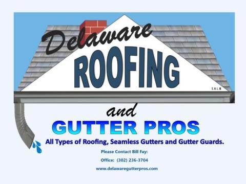 Delaware Roofing & Gutter Pros LLC