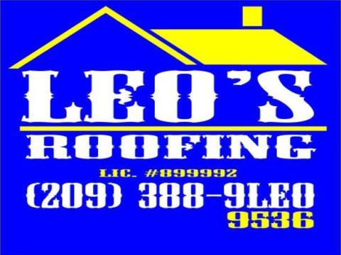 Leo's Roofing
