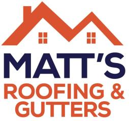 Matt's Roofing & Gutter Inc