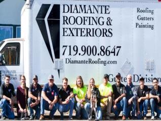 Diamante Roofing & Exteriors