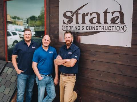 Strata Roofing and Construction LLC
