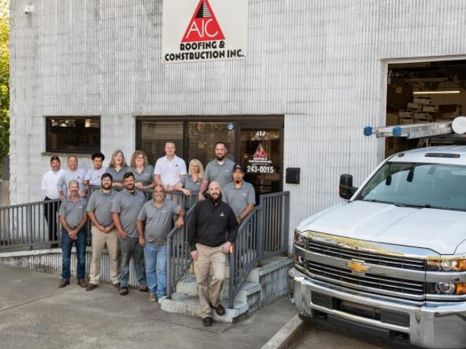 AIC Roofing & Construction Inc