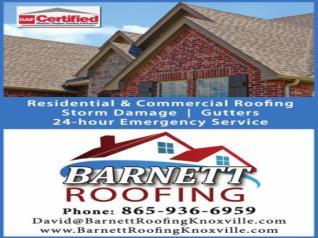 Barnett Roofing Knoxville