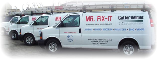 Mr Fix-It