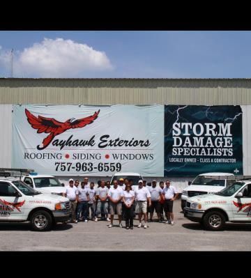 Jayhawk Exteriors Inc