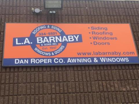 LA Barnaby and Sons Inc