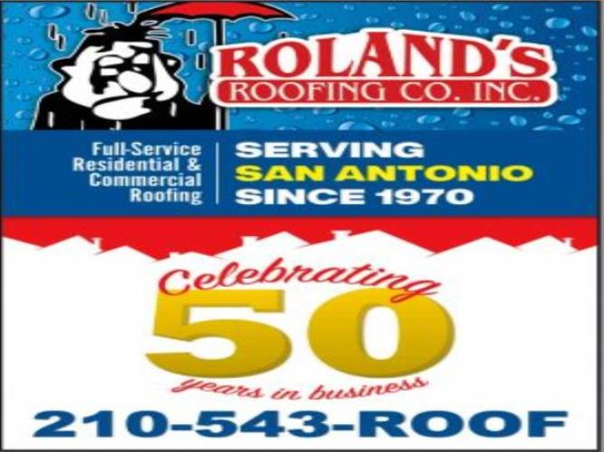 Roland's Roofing Co Inc