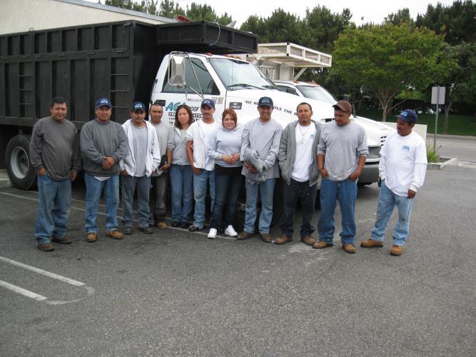 AGL Roof Co Inc