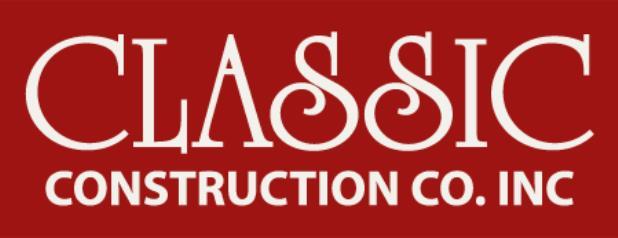 Classic Construction Company Inc