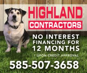 Highland Contractors of Western NY Inc