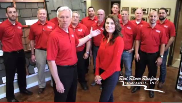 Red River Roofing Companies Inc