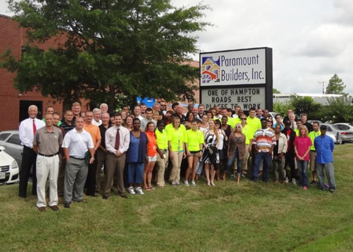 Paramount Builders Inc