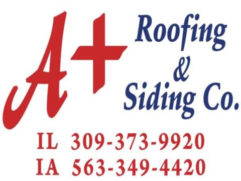 A+ Roofing and Siding Co