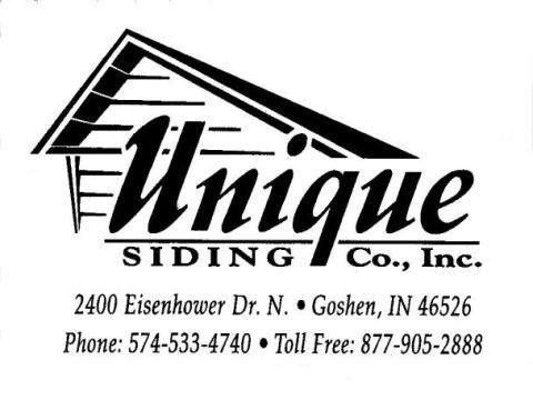 Unique Siding Co Inc