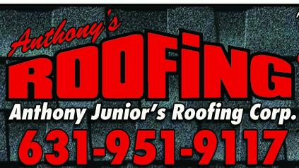 Anthony's Roofing Corp