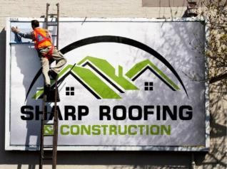 Sharp Roofing and Construction