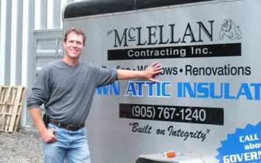John McLellan Contracting Inc