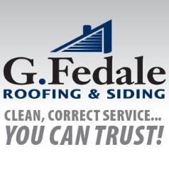 G Fedale Roofing and Siding