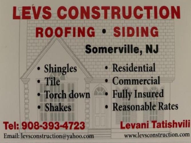 Lev's Construction LLC