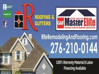 Rife Remodeling and Flooring