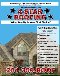 Gaf Master Elite 174 Roofer Four Star Roofing