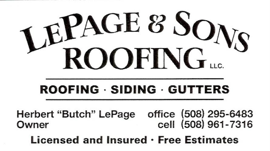 LePage & Sons Roofing LLC