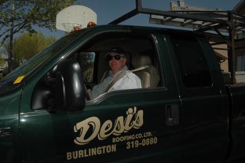 Desi's Roofing Co Ltd