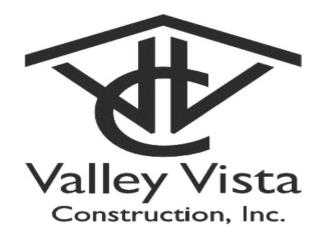 Valley Vista Construction Inc