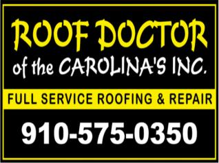 Roof Doctor of the Carolinas Inc