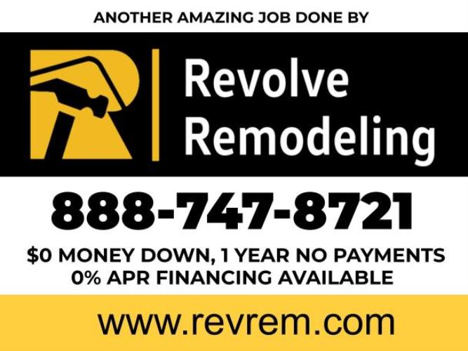 Revolve Remodeling