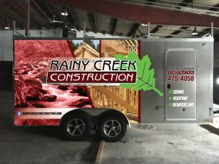 Rainy Creek Construction