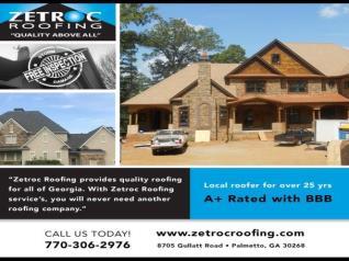 Zetroc Roofing Inc